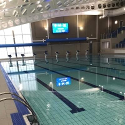 25m Swimming Pool DG1