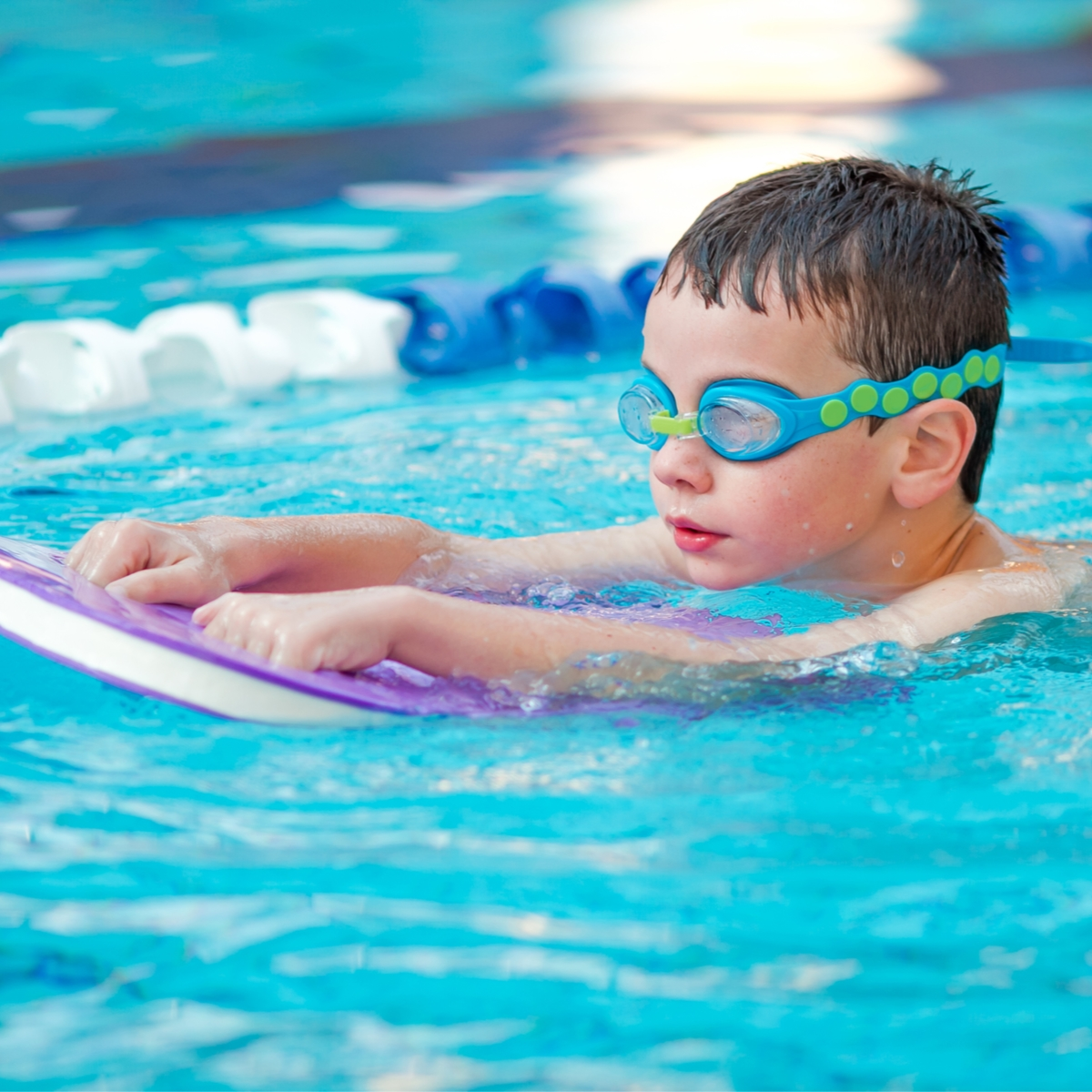 An image relating to Swimming Lessons